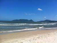 Platja de Campeche - Florianópolis - Brasil