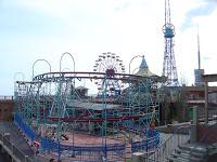Parque de Diversão dentro do Parque