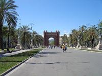 Arco de Triunfo - Barcelona