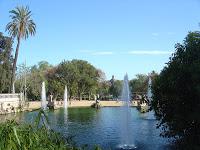 Fonte do Parque de la Ciudadela