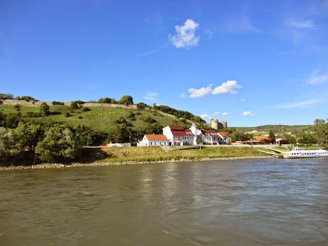 rio Danúbio Bratislava