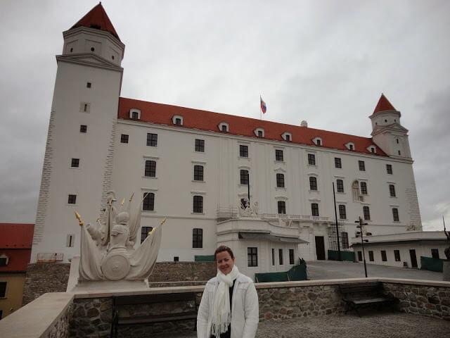 capital da Eslováquia