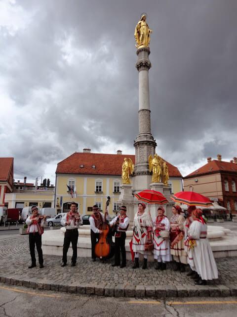 Zagreb leste europeus