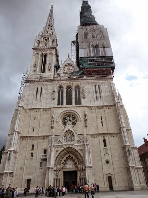 Vad man ska göra i Zagreb och vilka är de viktigaste turistattraktionerna i Zagreb