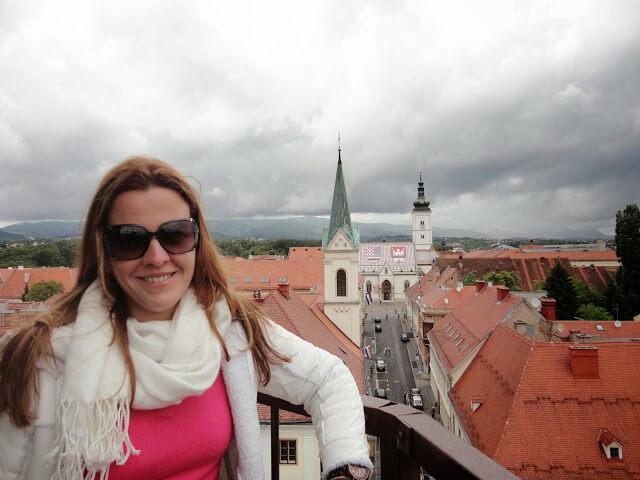 Zagreb - Kroatiens huvudstad