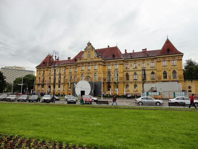 Vad man ska göra i Zagreb