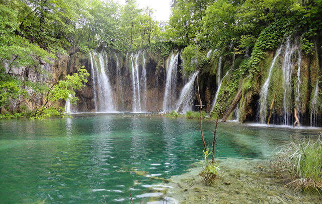 Mais um lugar mágico!! Parque Nacional de Plitvice ou Lagos de Plitvice – Croácia