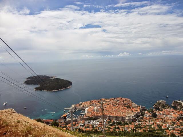 Dubrovnik – Croácia, a cidade medieval mais linda que já estivemos!!!