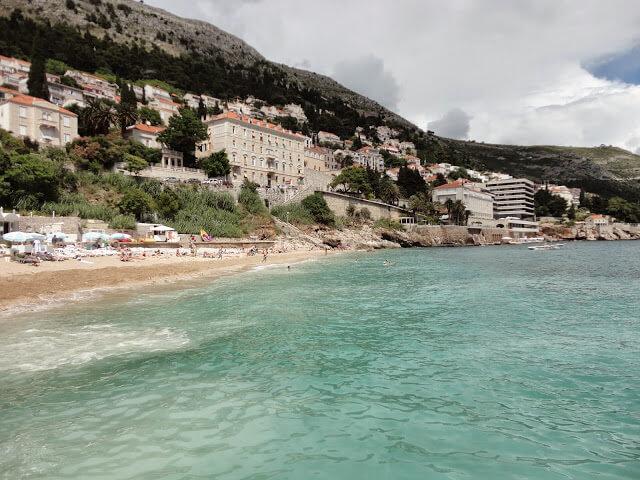 Praia Dubrovnik