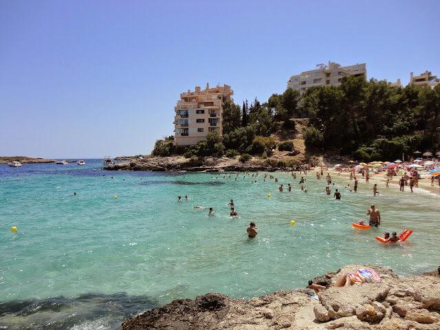 Palma de Mallorca, leste europeu