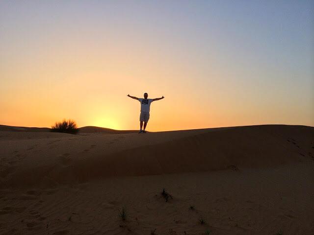 Safári e Passeio no Deserto de Dubai