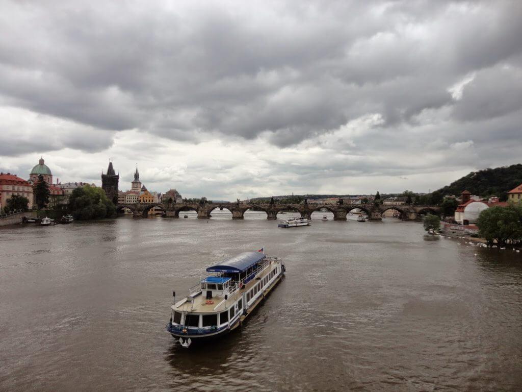 Principais atrações de Praga