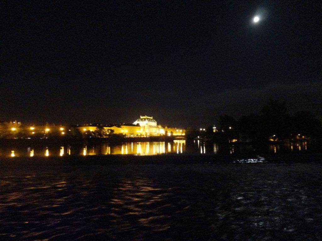 Praga no leste europeu