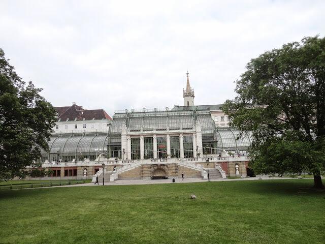 Palácio de Hofburg Viena
