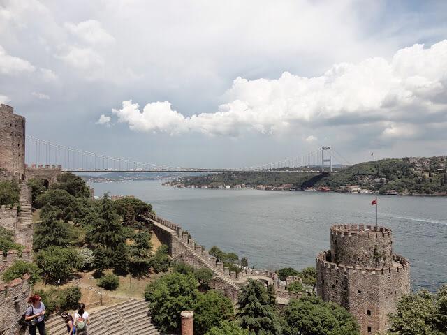 Rumelihisari, fortaleza de Istambul