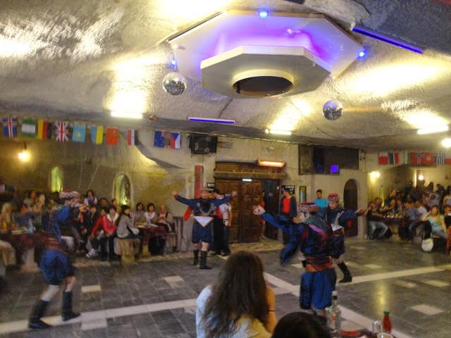 Festival de Danças e Músicas Típicas