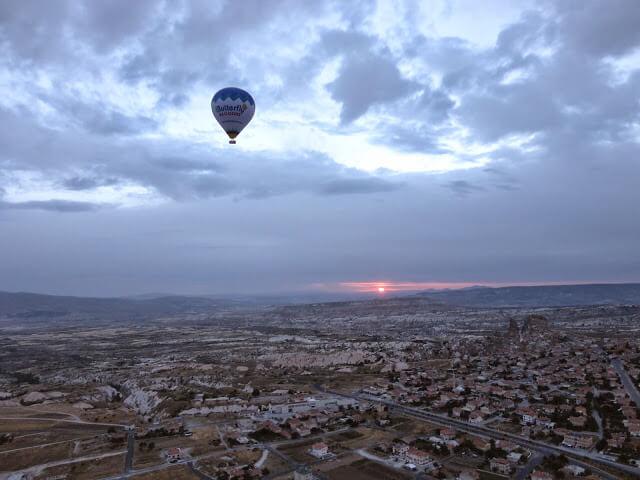 Passeio de Balão Turquia