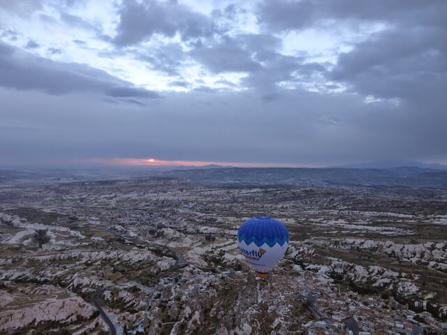 Göreme balloon ride