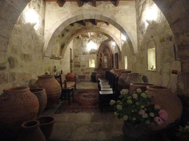 Hotel Sultan Cave Suites