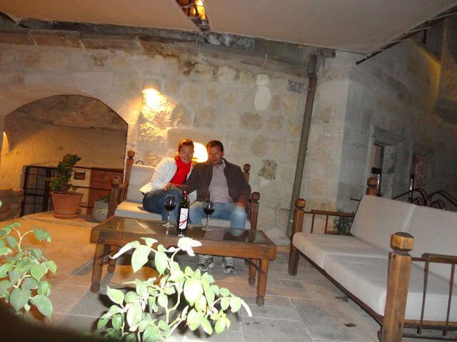Sultan Cave Suites Capadócia