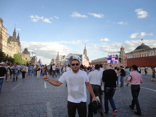 Moscou Euro-Asie