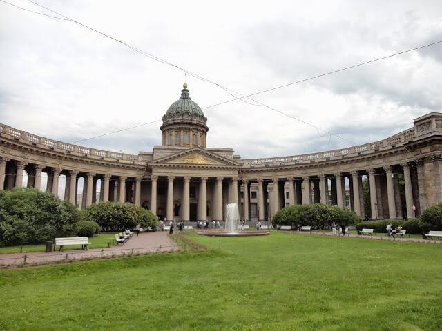 Quais são as principais atrações turisticas de São Petersburgo