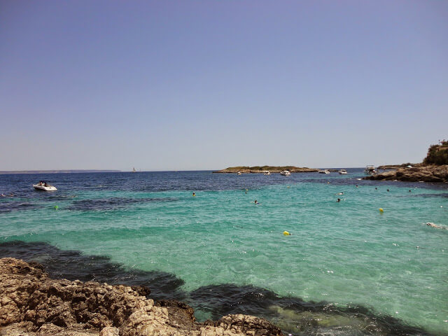 Praias de Maiorca
