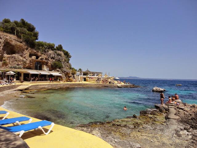 las playas de Baleares