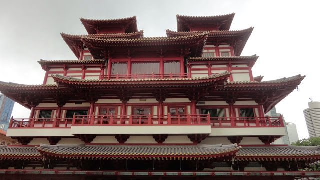 Buddha Temple and Museum (Buddha Tooth Relic)