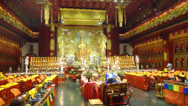 Buddha Tooth Relic
