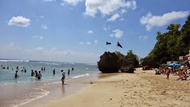 Praia de Padang-Padang