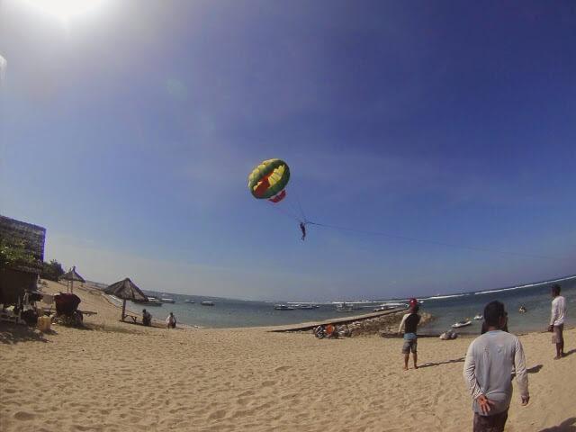 Praia de Nusa Dua