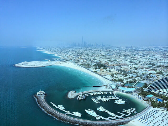 Dubai - The amazing city built by Sheik