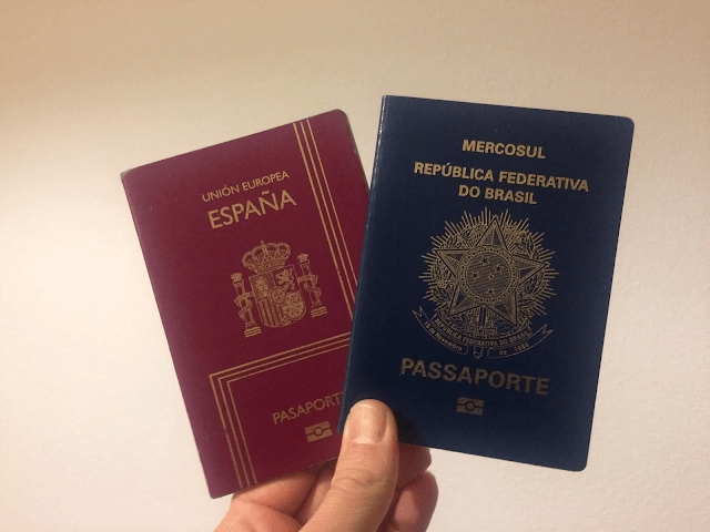 ascendencia española y la ciudadanía española