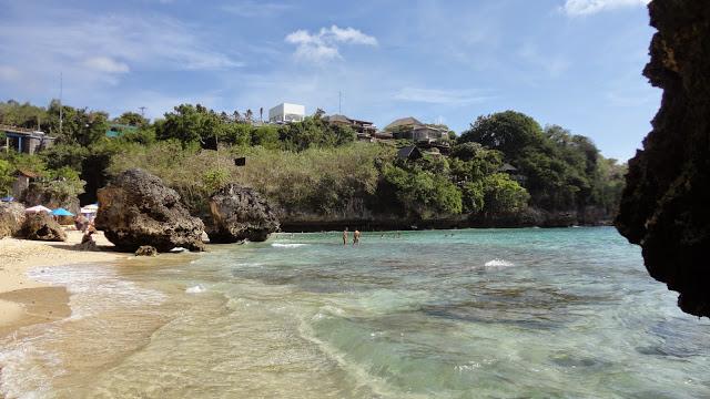 Où est Bali
