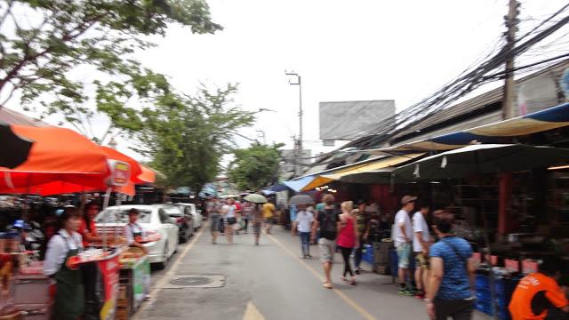 Chatuchak Market, JJ Market ou weekend market