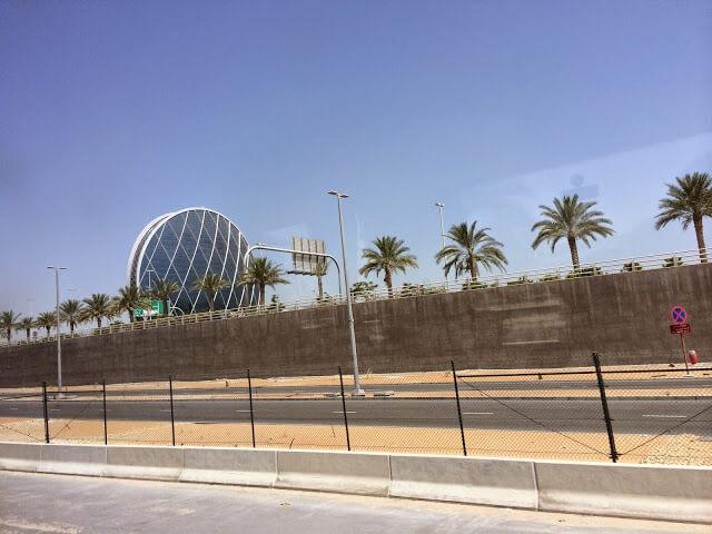 Adu Dhabi Tourisme Pontos