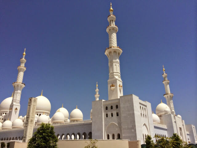 Mesquita do Sheikh Zayed