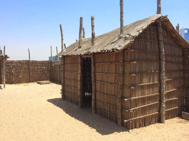 Abu Dabi patrimonio