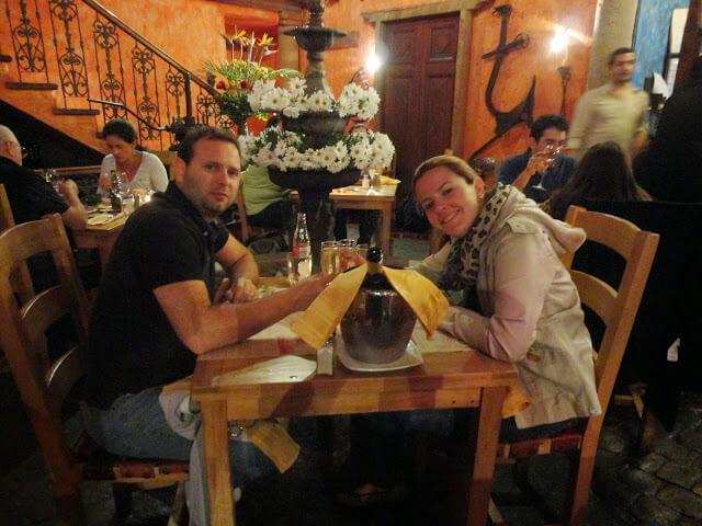 3 melhores restaurante de Santiago, Chile