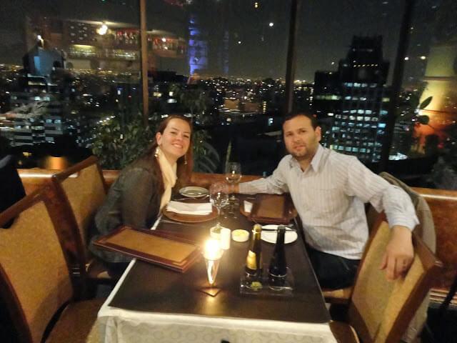 restaurante Giratório