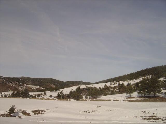 ski resort of La Molina