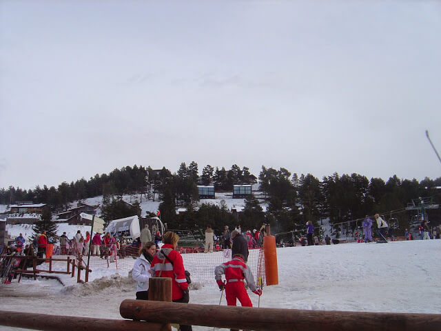 estação de Esqui La Molina