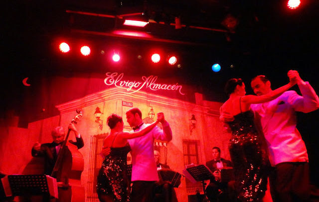 Buenos Aires, a capital da Carne excelente e do Tango