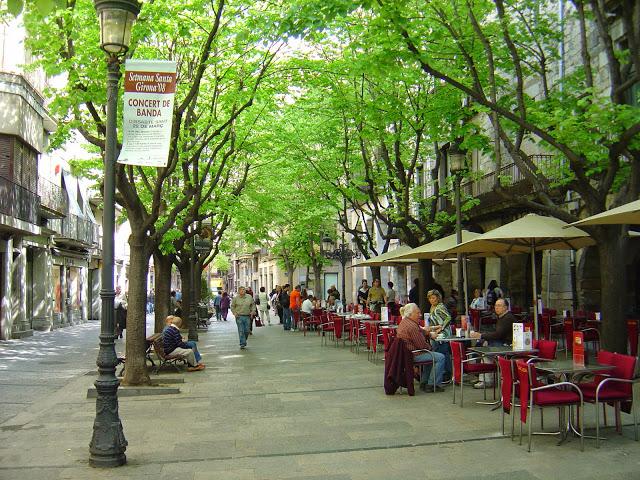 Ancien centre de Girona