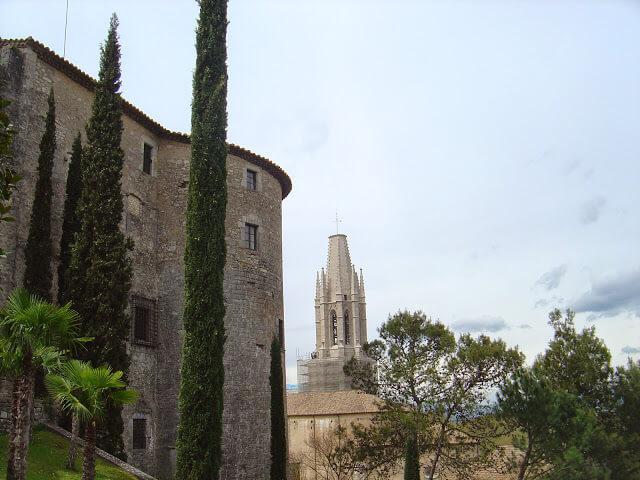 Girona cité médiévale de Catalogne