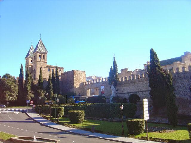 Toledo já foi a capital da Espanha