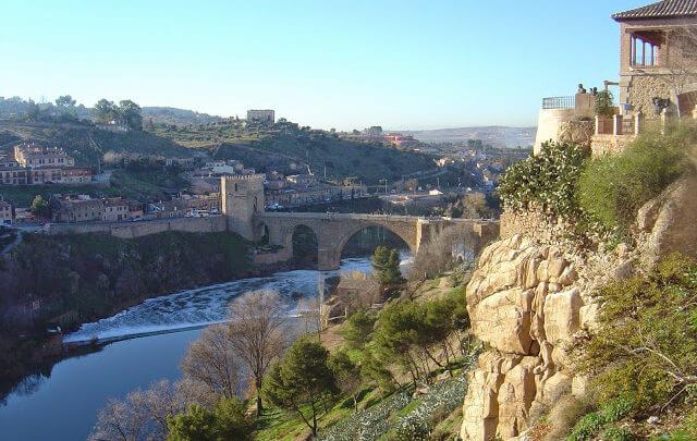 A Cidade Medieval de Toledo, na Espanha