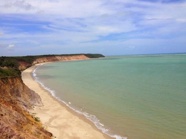 playa Coche quebrado