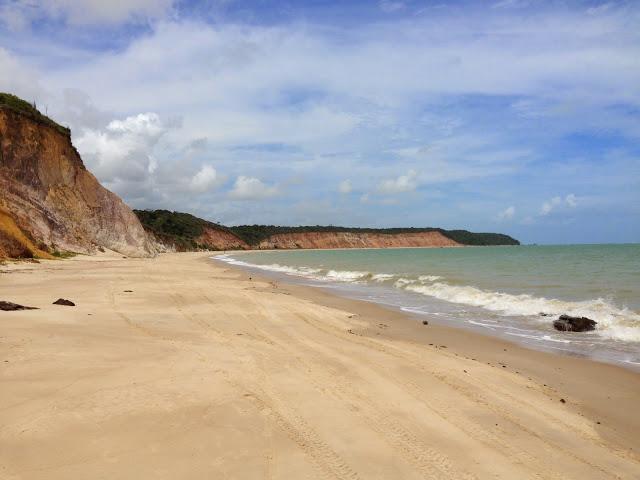 praia de Carro Quebrado Alagoas
